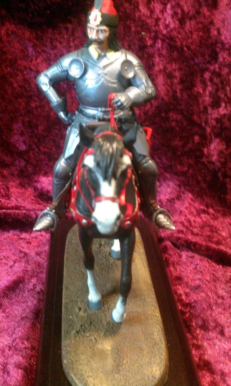 Dracula zu Pferd in 120mm von Verlinden Imag0417