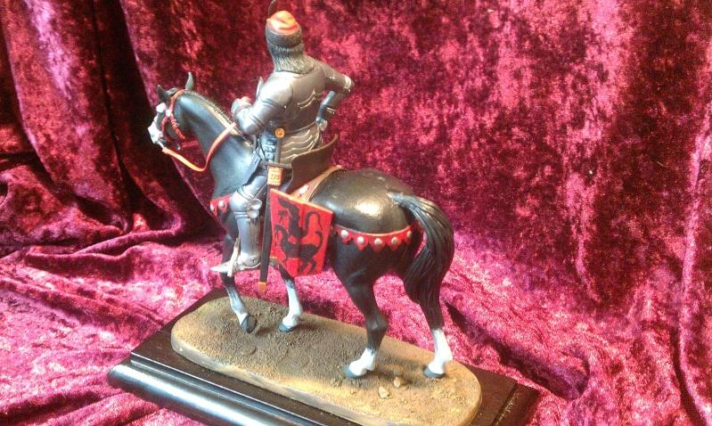 Dracula zu Pferd in 120mm von Verlinden Imag0421