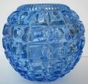 Need an ID - MCM Clear Crystal Geometric Lamp Base _5710