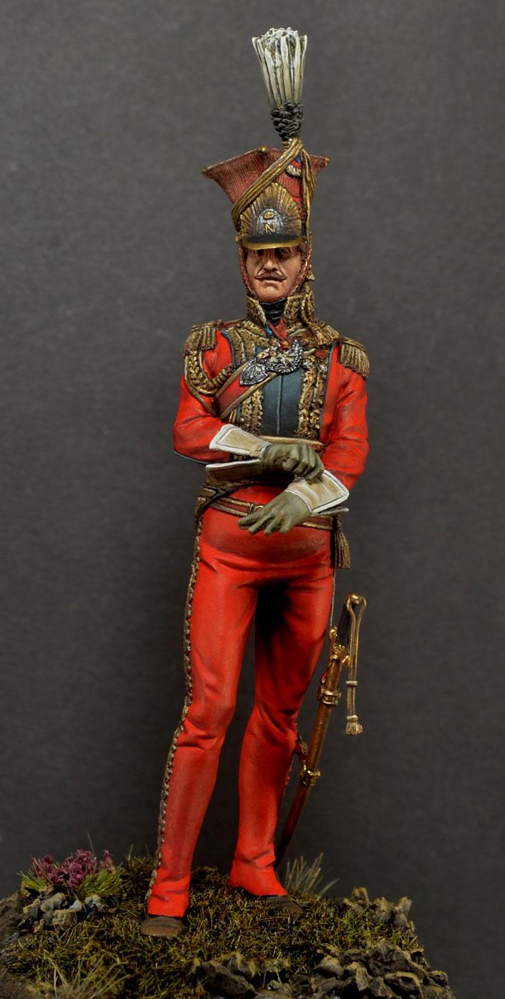 Colbert, General of Duch Lancers Dsc_2414