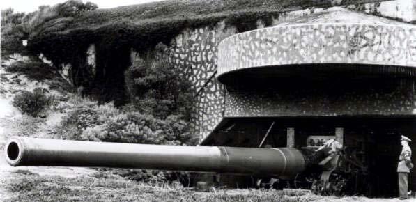 Artillerie cotiere lourde US dans le pacifique A_bat115