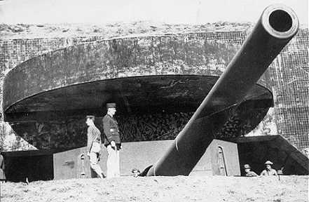 Artillerie cotiere lourde US dans le pacifique A_bat118