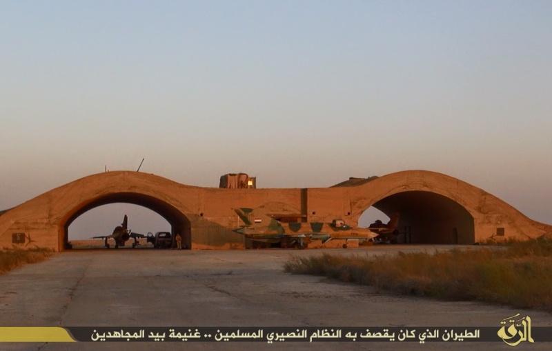 Materiels et equipements captures par l Etat Islamique Aa113