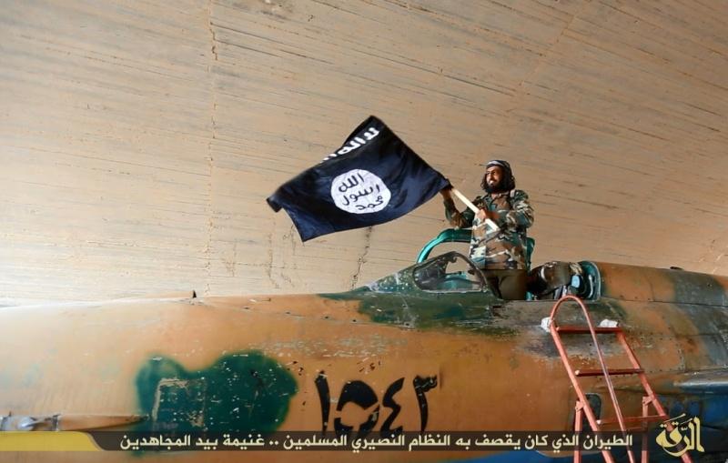 Materiels et equipements captures par l Etat Islamique Aa16