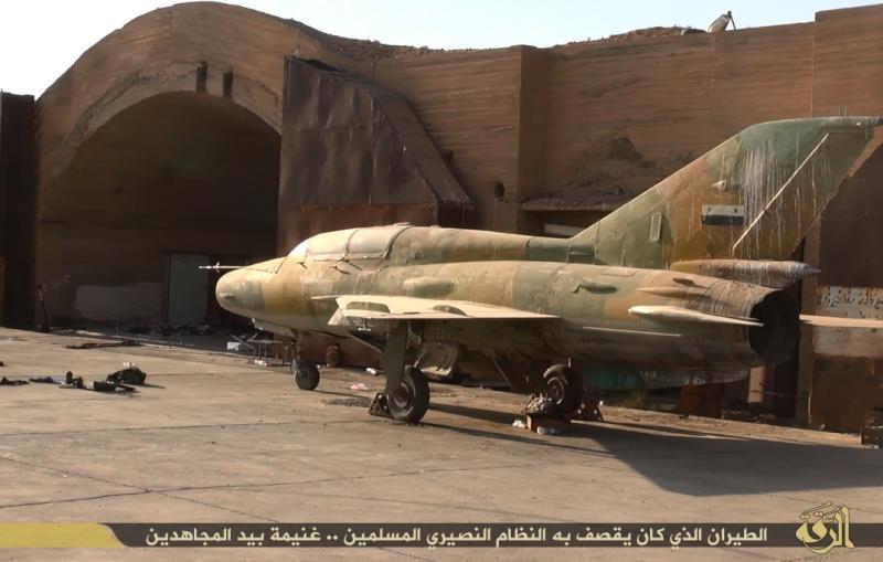 Materiels et equipements captures par l Etat Islamique Aa311