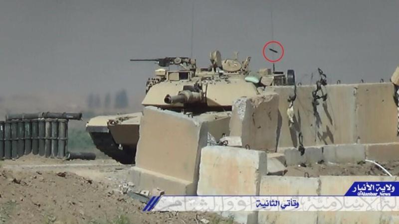 Materiels et equipements captures par l Etat Islamique Destro10