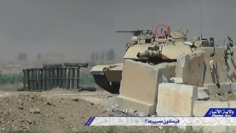 Materiels et equipements captures par l Etat Islamique Destro11
