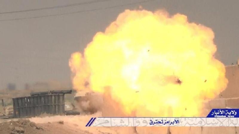 Materiels et equipements captures par l Etat Islamique Destro15