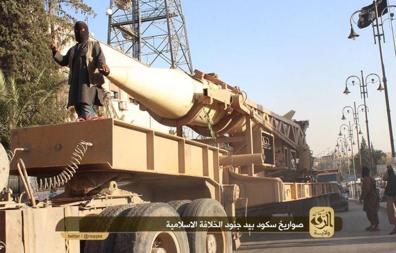 Materiels et equipements captures par l Etat Islamique Eiil-m11