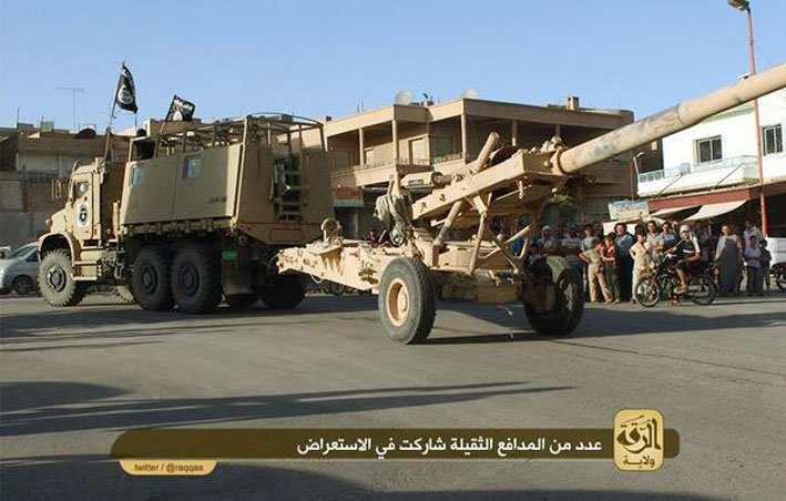 Materiels et equipements captures par l Etat Islamique Isil_m10