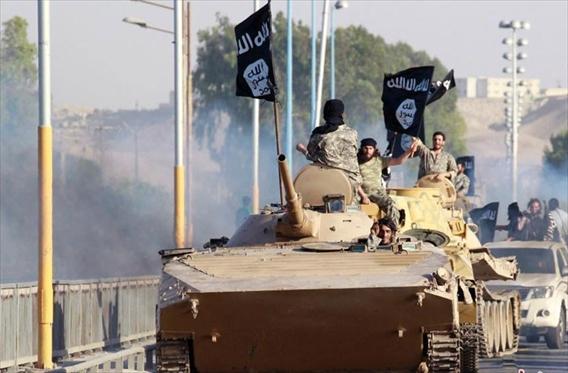 Materiels et equipements captures par l Etat Islamique Isis-b10