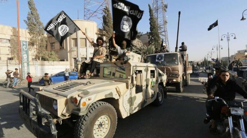Materiels et equipements captures par l Etat Islamique Isis_o11