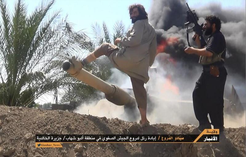 Materiels et equipements captures par l Etat Islamique M1_abr11