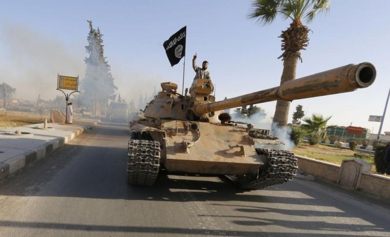 Materiels et equipements captures par l Etat Islamique Syrian10