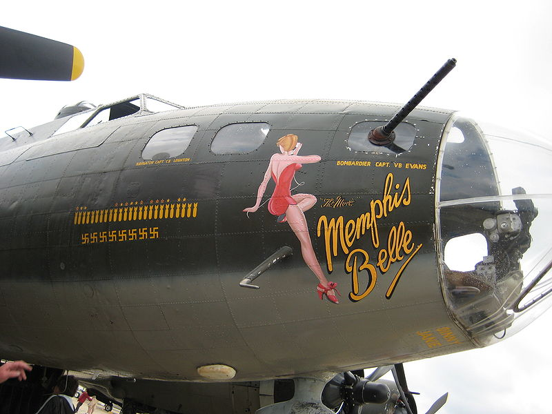 Nose art Tony_s12