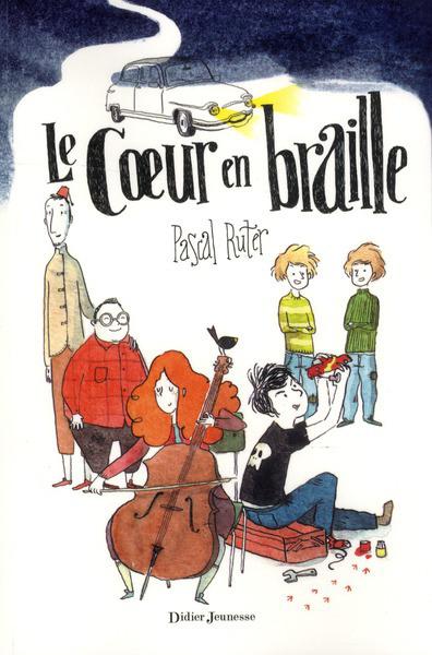 [Ruter, Pascal] Le coeur en braille 17510