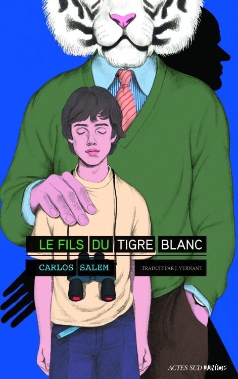 [Salem, Carlos] Le fils du tigre blanc 97823311