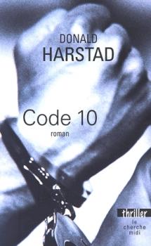 [Harstadt, Donald] Code 10 Couv5010