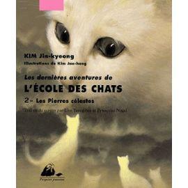 [Kim, Jin-Kyeong] Les dernières aventures de l'école des chats - Tome 2: Les pierres célestes Kim-ji11