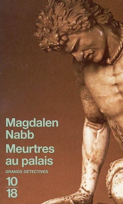 [Nabb, Magdalen] Meurtres au palais Meurtr11