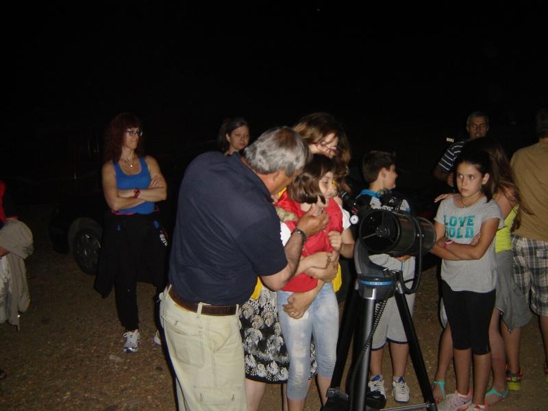 Αστροβραδιά με τους μαθητές του Δημοτικού Νεάπολης. Dsc00013