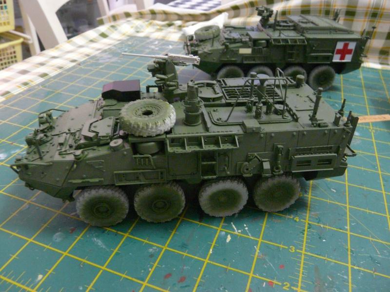 M 1133 Stryker MEV, M 1135 Stryker NBC RV P1120012