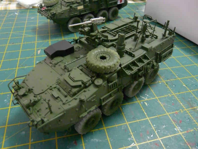 M 1133 Stryker MEV, M 1135 Stryker NBC RV P1120013