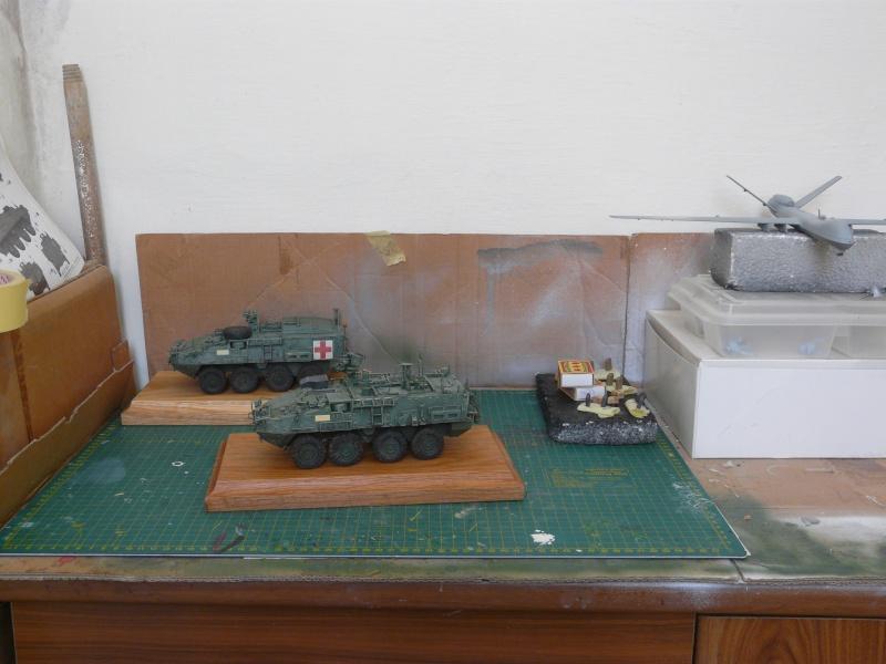 M 1133 Stryker MEV, M 1135 Stryker NBC RV P1120117