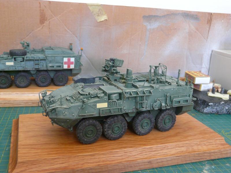 M 1133 Stryker MEV, M 1135 Stryker NBC RV P1120118