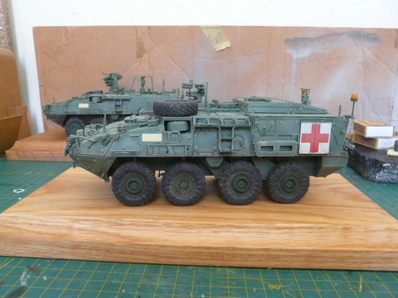 M 1133 Stryker MEV, M 1135 Stryker NBC RV P1120120