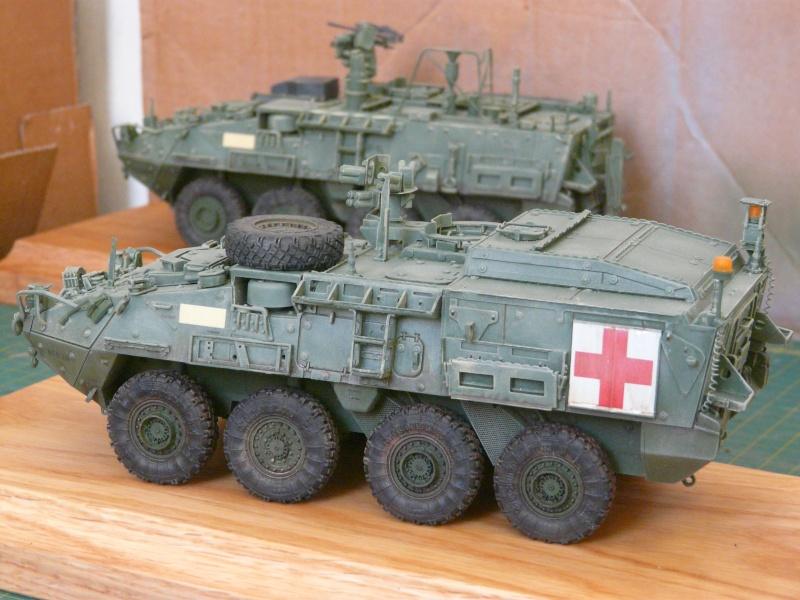 M 1133 Stryker MEV, M 1135 Stryker NBC RV P1120122