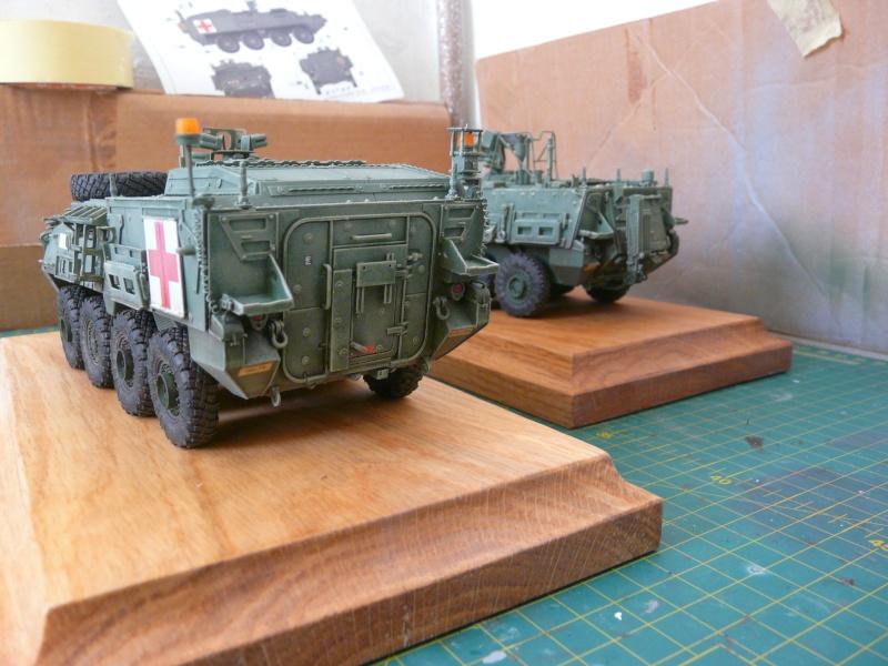 M 1133 Stryker MEV, M 1135 Stryker NBC RV P1120126