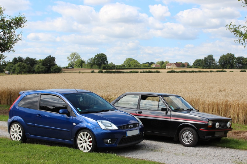Fiesta MK1 serie MILLION de 1979 Fiesta12