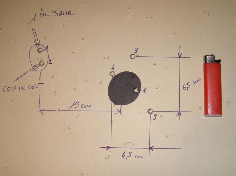 Test 7 x 64 sans optique Pc130010