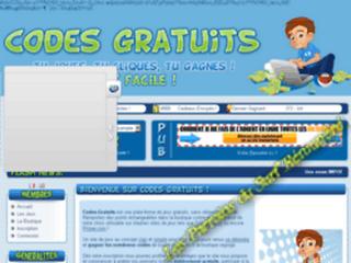 Codes-Gratuits.org [Site disparu - Membres impayés] - Page 2 Codes_11