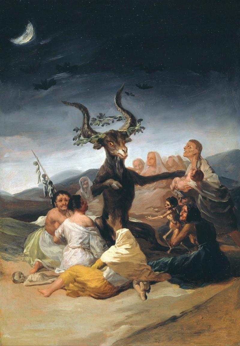 Art, fantastique et paranormal - Page 6 Sabbat10