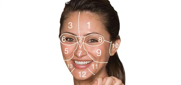 اسباب الحبوب في الوجه و اماكن الحبوب في الوجه ماذا تخبرك عن جسدك وصحتك ؟  Face-n11