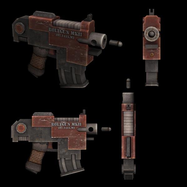 [Règle Maison] Encombrement des armes Bolt_p10