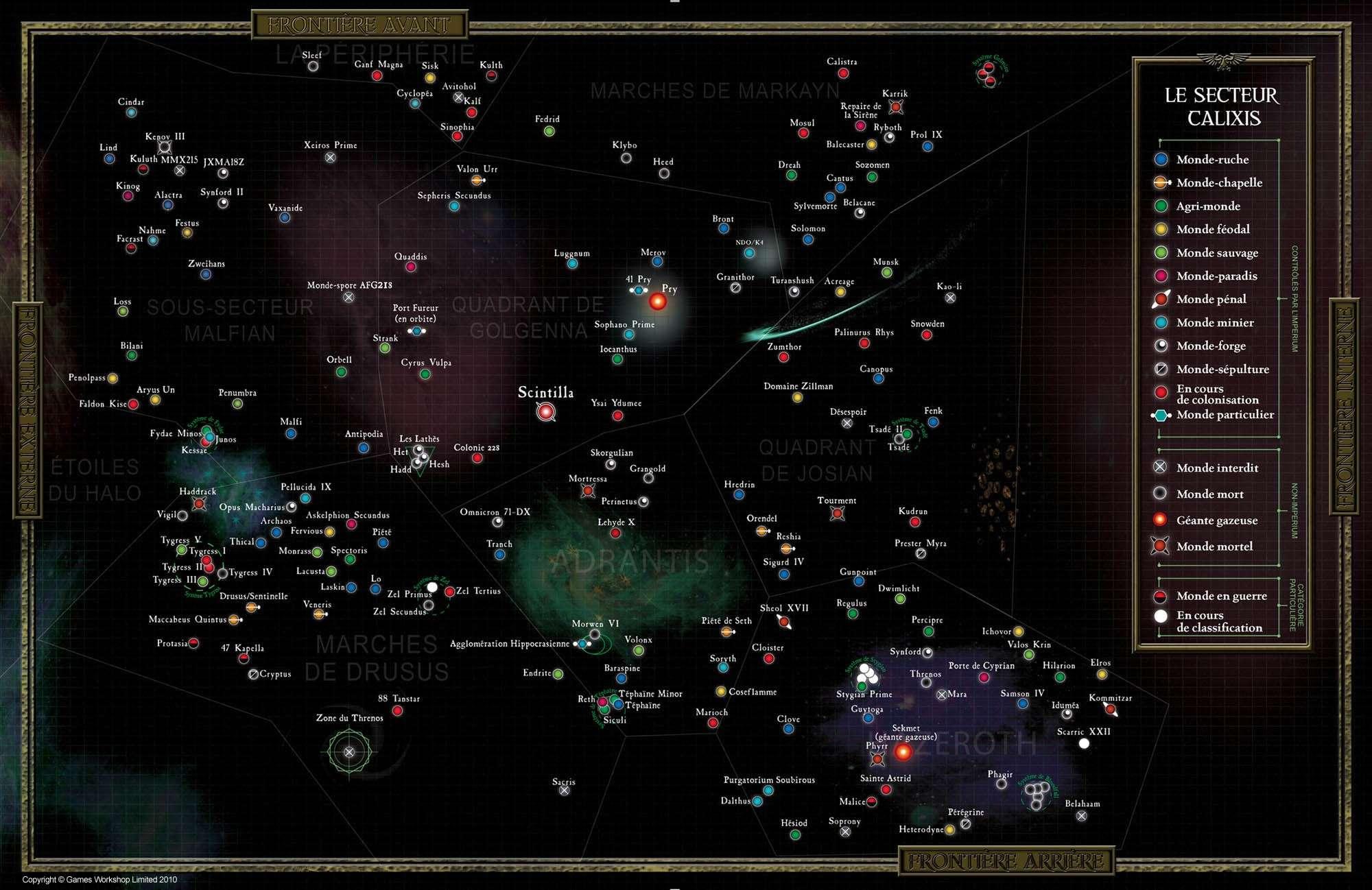 La carte du secteur Calixis Carte_11