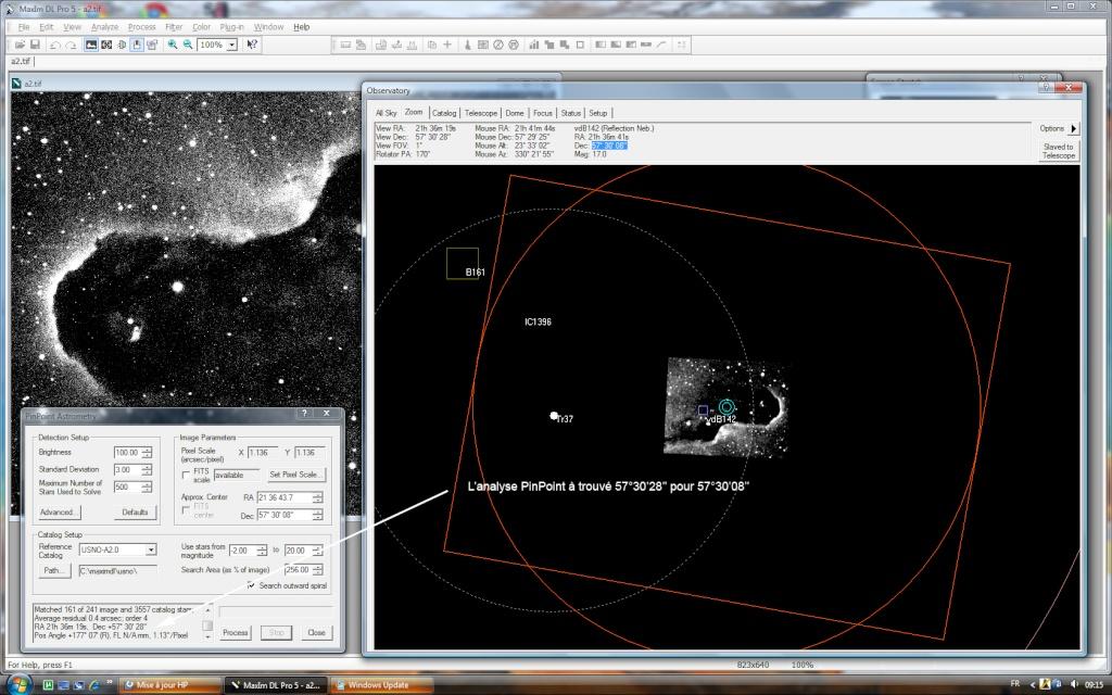 PinPoint Astrometry de Maxim DL Pinpoi10