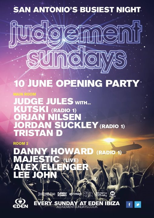 2012.06.10 - KUTSKI - JUDGEMENT SUNDAYS OPENING PARTY @ EDEN [IBIZA 2012] Judgem12