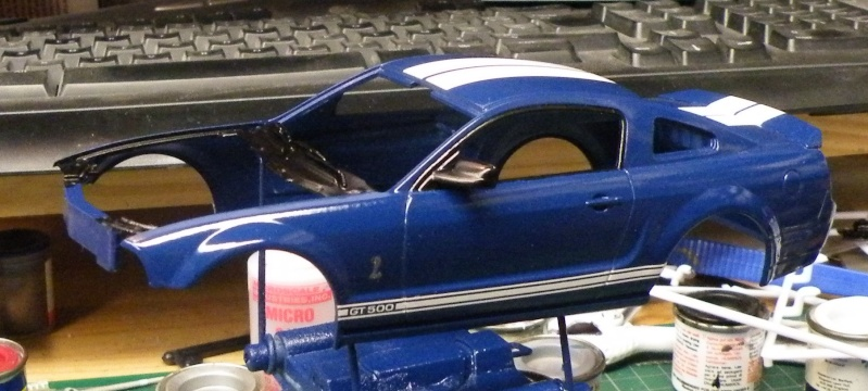 Shelby GT 500 Revell Gt_50016