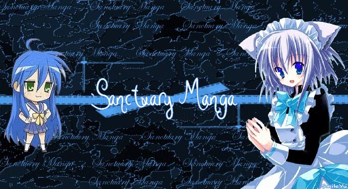 Sanctuary-manga