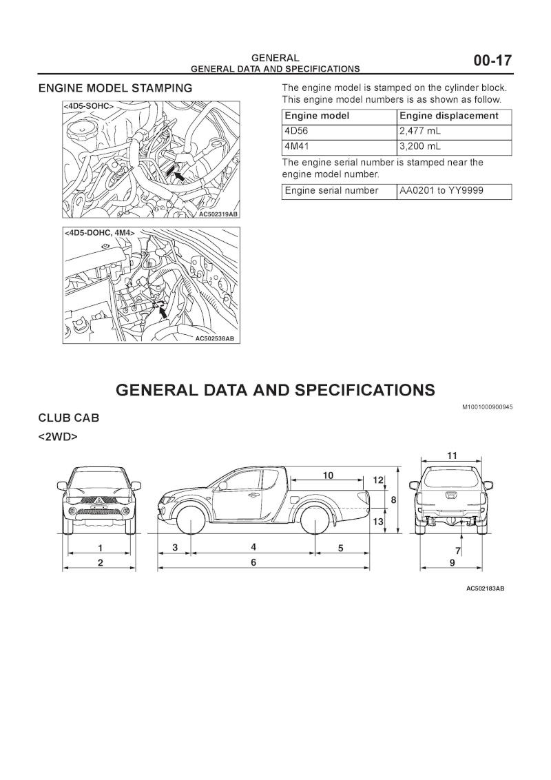 Serial de motor Nro_de10