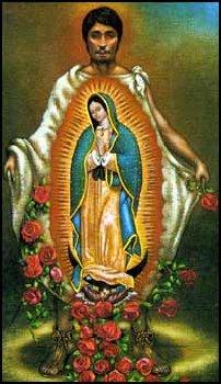 Niam Mab Liab Guadalupe Tshwm Sim nyob Mexico Mexico10