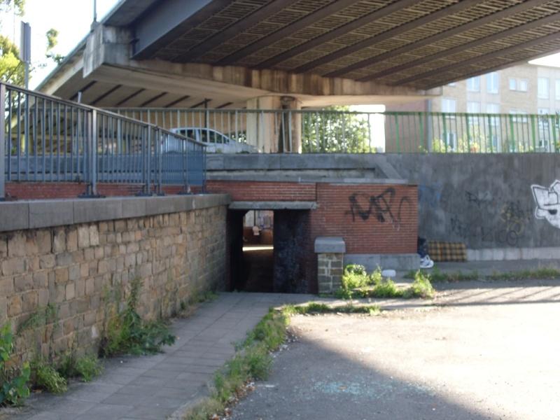 RAVeL 1 Centre (Part 4b) Marchienne-au-pont  - Chatelet (RAVeL 1 Bis) - Eurovelo 3 - EV3 - Itinéraire N°6 C1bis_10