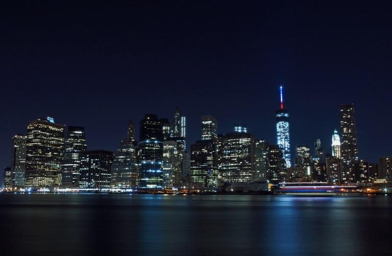 Manhattan vu de  Brooklyn  Ny_nui10