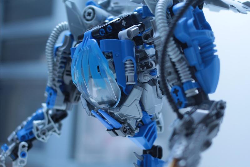 [MOC] Concours été 2014 : Robot Aquatique de Surge 1010
