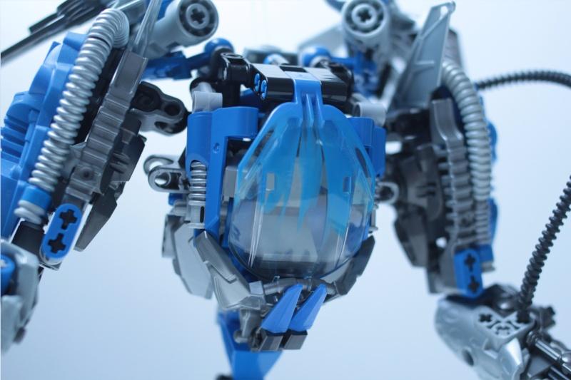 [MOC] Concours été 2014 : Robot Aquatique de Surge 1210