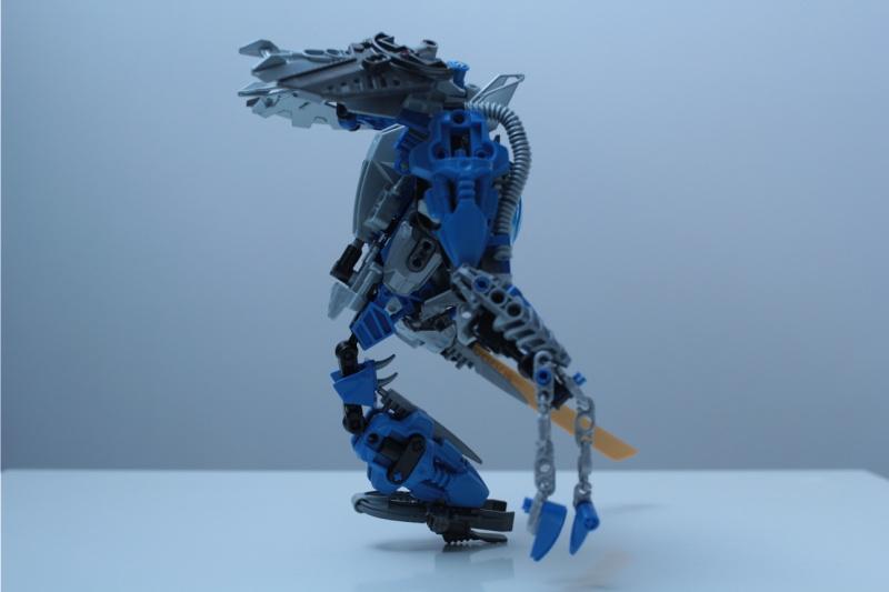 [MOC] Concours été 2014 : Robot Aquatique de Surge 1410